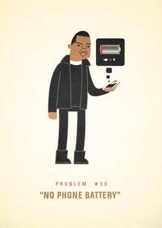 99 Problems – Les problèmes de Jay-Z en illustrations