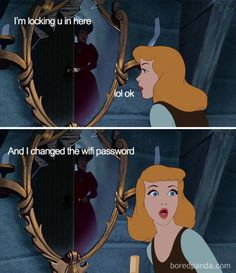 You know life's hard when you start relating to Disney villains.Disney Memes That'll Make You Laugh So Hard You'll Embarrass Yourself in Public.Read This Top 20 Relatable memes Disney Humour Disney, Funny Disney Jokes, Crazy Funny Memes, Really Funny Memes, Stupid Funny Memes, Funny Relatable Memes, Disney Memes Clean, Fun Funny, Funny Movie Memes