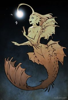 /tg/ - hey /tg/ i like merfolk lets post merfolk also ta - Traditional Games - Mythical Creatures Art, Magical Creatures, Fantasy Creatures, Sea Creatures Drawing, Mermaid Drawings, Mermaid Art, Manga Mermaid, Mermaid Paintings, Vintage Mermaid