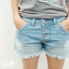 Botões✨ #lojaamei #jeans #muitoamor #promo #botões #lindo