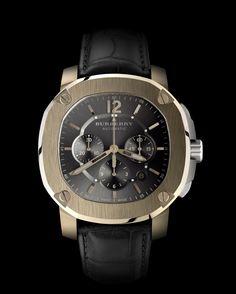 TimeZone : Industry News » N E W M o d e l - Burberry The Britain Automatic Chronograph