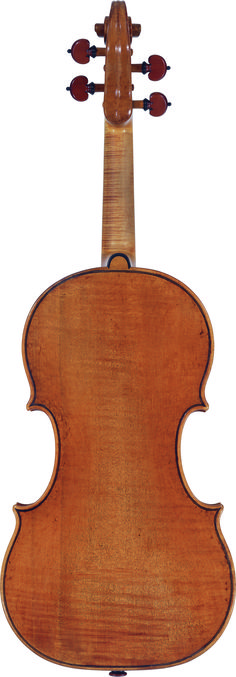 1696 Francesco Ruggieri  Violin  from The Four Centuries Gallery