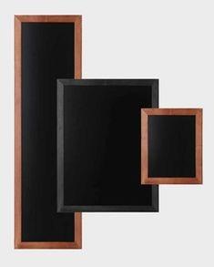 Dřevěný křídový rám CHBBL56x150, černý plochý profil Shelves, Home Decor, Shelving, Decoration Home, Room Decor, Shelving Units, Home Interior Design, Planks, Home Decoration