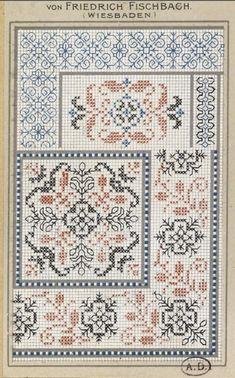 Gallery.ru / Фото #151 - старинные ковры и схемы для вышивки - SvetlanN