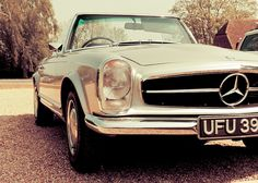 Mercedes Benz 280 SL Automatic by