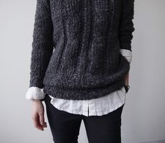 shirt and knit