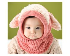 Check out this amazing deal: $10 for a Kids' Winter Head & Face Warmer