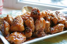 Home Cooking with Recipes: Sesame Chicken Recipe Meat Recipes, Asian Recipes, Chicken Recipes, Cooking Recipes, Healthy Recipes, Pollo Chicken, Chicken Feed, Honey Sesame Chicken, Cashew Chicken