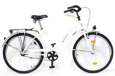 Hófehér Schwinn Csepel bicikli Bicycle, Vehicles, Bike, Bicycle Kick, Bicycles, Car, Vehicle, Tools