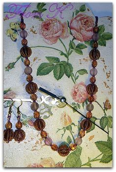 Beaded Necklaces, Type 3, Seed Beads, Casual Wear, Base, Facebook, Crystals, Fit, Earrings