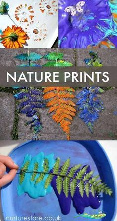 Flower printing garden art  <br> Kids Crafts, Preschool Art Projects, Kids Nature Crafts, Nature For Kids, Garden Crafts For Kids, Creative Crafts, Preschool Art Activities, Art Projects Kids, Creative Art