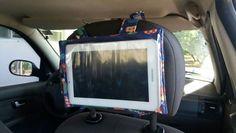 Porta tablet para carro