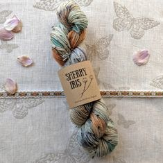 Excited to share the latest addition to my #etsy shop: Hand dyed yarn - Little Women - Bluefaced Leicester /Donegal Nep https://etsy.me/2IJIk70