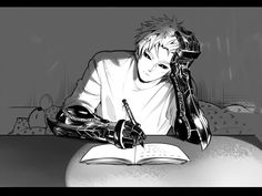 Seems that Genos literally keeps track of the days he spends with Saitama.
