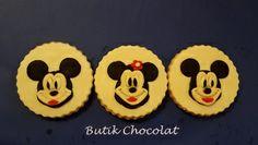 Mickey Mouse Kurabiyeleri