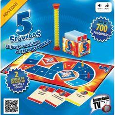 Juguete 5 SEGUNDOS Precio 30,49€ en IguMagazine #juguetesbaratos