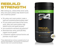 Its also important to have a protein recovery shake after to help with faster muscle growth and tone that booty! I love to use Rebuild Strength bc its natural and soooo delicious! Herbalife Quotes, Herbalife Motivation, Herbalife Shake Recipes, Herbalife 24, Herbalife Nutrition, Herbalife Products, Fitness Products, Fast Muscle Growth, Gain Muscle