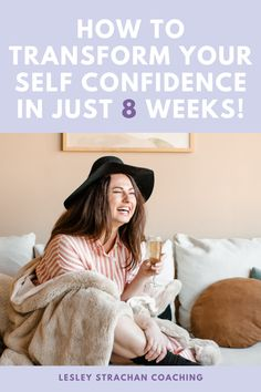 Transform your confidence and transform your life in just eight weeks! 💜 life coach | career coach | success habits | how to be successful | how to build your dream life | Jack Canfield trainer | Life Coaching | Change your life in 2021 Manifestation Journal, Manifestation Law Of Attraction, Law Of Attraction Affirmations, Leadership Tips, Leadership Development, Personal Development, Self Care Bullet Journal, Jack Canfield, Manifesting Money