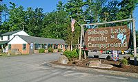 Campground:   Sebago Lake Family Campground we have gone here for 17 years love it !