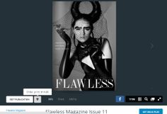 Introducing print on demand for issue flawless magazine issue11