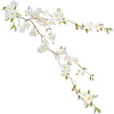 ldavi-heartwindow-blossombranch1.png featuring polyvore, flowers, backgrounds, filler, detail and embellishment