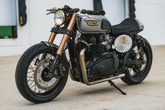 Triumph Bonneville 2005 By Analog Motorcycles
