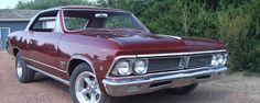 '66 Beaumont Sport Deluxe - classic Chevy musclecar