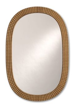 Conceived on CAD and originally made in wood, the Hardy Mirror is formed from cast composite in an unusual 'squoval' shape that gives it a style all its ow