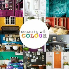 Life Love and Hiccups: What does Your Choice of Decorating Colour Say About You?