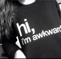 I'm Awkward Sweater