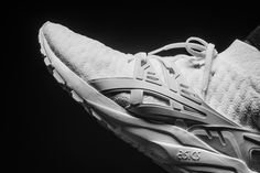 huge discount 7d4b6 ac4fb ASICS Tiger transforms the ASICS Gel Kayano Trainer with a new woven  construction for the ASICS Gel Kayano Trainer Knit MT now available.