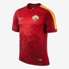 Camisa Masculina Manga Curta Roma Squad Pré Jogo 4fe120c090b45