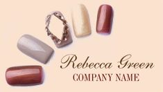 Elegant Dusty Rose Glam Nail Art With Bling Nail Technician Business Cards http://www.zazzle.com/modern_fashion_girly_beauty_salon_nail_artist_business_card-240069076754527683?rf=238835258815790439&tc=GBCManicurist1Pin