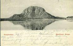 Nordland fylke Brønnøy kommune Torghatten brukt 1902 Utg Förlag Oscar E Kull