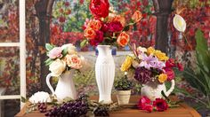 Сухоцветы - неувядающая красота