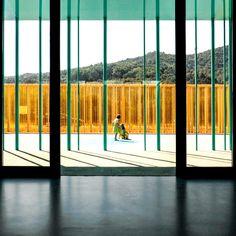Key projects by Pritzker Prize 2017 winner RCR Arquitectes: El Petit Comte Kindergarten
