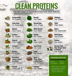 Clean Proteins