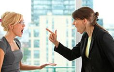 The article points out 7 steps to help smooth out workplace tension. It gives suggestions for  managers how to deal with tension and how coworkers should react towards workplace conflicts.