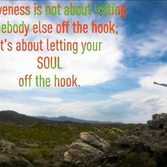 Do you know what Forgiveness is???  -Mental Health Center-