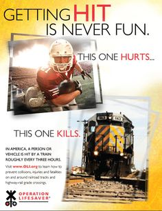 25 Best Operation Lifesaver Safety Posters Images Safety Posters