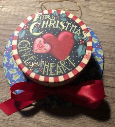 Mary Christmas, Christmas Ornaments, Fractal Art, Fractals, Antique Perfume Bottles, Mary Engelbreit, Red Ribbon, Hand Blown Glass, Art Nouveau