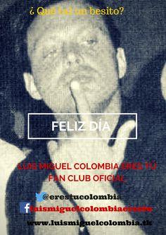 Feliz día Internacional del beso #luismiguel #luismiguelcolombia #clubfansoficialLuisMiguel #Colombia #fancluboficialColombiaLM