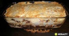 Csokikrémes rakott palacsinta 2. recept képpel. Hozzávalók és az elkészítés részletes leírása. A csokikrémes rakott palacsinta 2. elkészítési ideje: 120 perc My Recipes, Cake Recipes, Favorite Recipes, Recipies, Pancake Dessert, Pancakes, Waffles, Crepe Cake, Hungarian Recipes