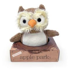 Apple Park Little Picnic Pal Plush Toy, Little Who the Owl by Apple Park, http://www.amazon.com/dp/B00914FOH0/ref=cm_sw_r_pi_dp_Sb64qb0X78R4M