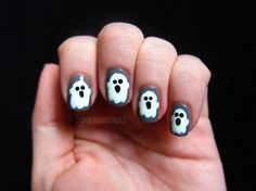 Supernatural Nails | 20 Beautiful Nail Tutorials You Need To Try This Fall