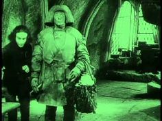 And, of course, one of the original robots. the Golem! Programmed by a piece of paper placed within the head! German Expressionism Film, The Golem, The Third Man, Paper Place, Films, Movies, Robots, Horror, Animation