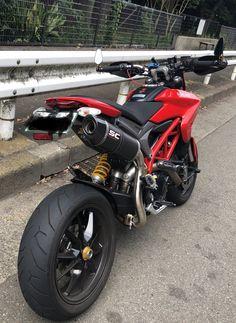 November 2 2019 at Motorcycle Dirt Bike, Motocross Bikes, Moto Bike, Cafe Racer Motorcycle, Motorcycle Design, Motorcycle Outfit, Moto Ducati, Motocicleta Ducati Hypermotard, Duke Bike