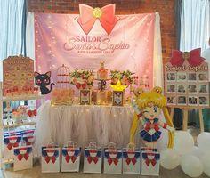 Most Popular Happy Birthday Anime Kawaii Sailor Moon 23 Ideas Sailor Moon Birthday, Sailor Moon Party, Sailor Moon Wedding, Preteen Birthday Parties, Girl Birthday Themes, Happy Birthday, Birthday Ideas, Birthday Gifts, Diy Birthday Banner