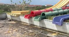 Image result for abandoned water parks