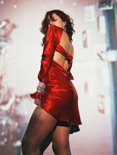 ⚘Diaboliquement superbe ce Rouge !!!